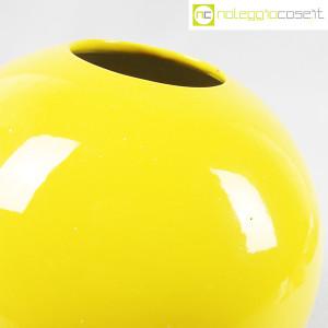 Zanolli & Sebellin, vaso sfera giallo (6)