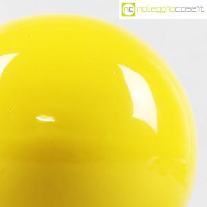 Zanolli & Sebellin, vaso sfera giallo (7)