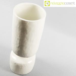 Zanolli & Sebellin, vaso strozzato bianco, Pompeo Pianezzola (3)