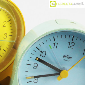 Braun, orologi da tavolo mod. AB 2, Dieter Rams, Jurgen Greubel (8)