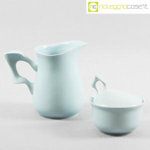 Ceramiche Laveno, brocca e zuccheriera serie C205, Antonia Campi (1)