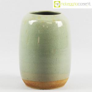 Manuele Parati, grande vaso verde acqua (1)