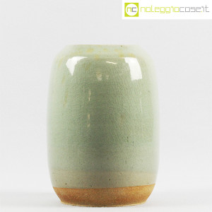 Manuele Parati, grande vaso verde acqua (2)
