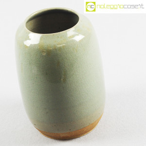 Manuele Parati, grande vaso verde acqua (3)
