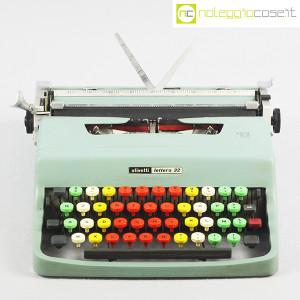 Olivetti, macchina da scrivere Lettera 32 Scuola, Marcello Nizzoli (1)