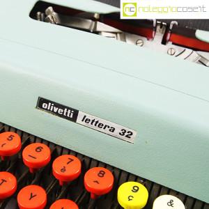 Olivetti, macchina da scrivere Lettera 32 Scuola, Marcello Nizzoli (5)
