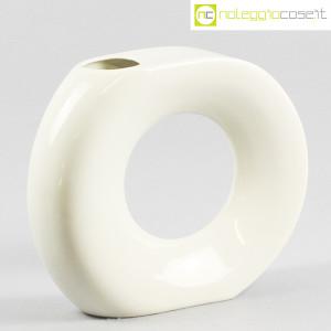 Vaso bianco grande con foro (1)