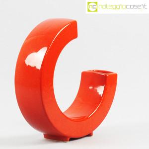 Vaso rosso a forma di C (3)