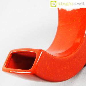 Vaso rosso a forma di C (8)