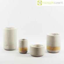 Ten Years vasi in cemento e sughero