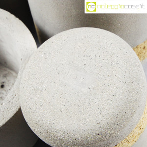 Ten Years, vasi in cemento e sughero, Stefano Boccotti (8)