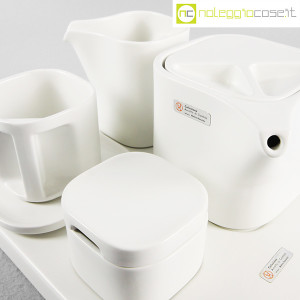 Arnolfo Di Cambio, set da tè caffè con tazza, zuccheriera e vassoio, Makio Hasuike (8)