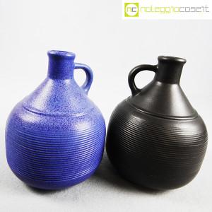 Ceramiche Bucci, coppia brocche con manico, Franco Bucci (3)