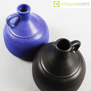 Ceramiche Bucci, coppia brocche con manico, Franco Bucci (4)