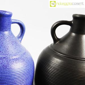 Ceramiche Bucci, coppia brocche con manico, Franco Bucci (5)