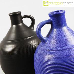Ceramiche Bucci, coppia brocche con manico, Franco Bucci (6)