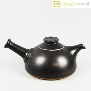 Ceramiche Bucci, teiera nera, Franco Bucci (2)