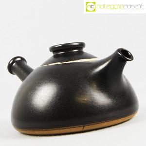 Ceramiche Bucci, teiera nera, Franco Bucci (3)
