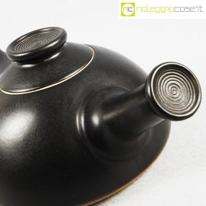 Ceramiche Bucci, teiera nera, Franco Bucci (6)