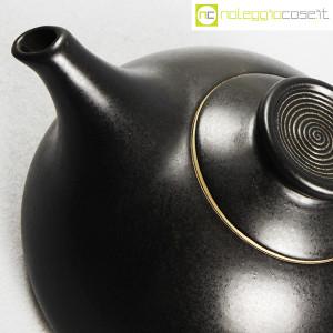 Ceramiche Bucci, teiera nera, Franco Bucci (7)