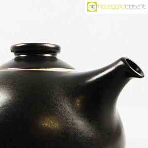 Ceramiche Bucci, teiera nera, Franco Bucci (8)