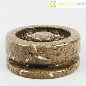Knoll, posacenere mod. 8532 grigio sabbia, Angelo Mangiarotti (1)