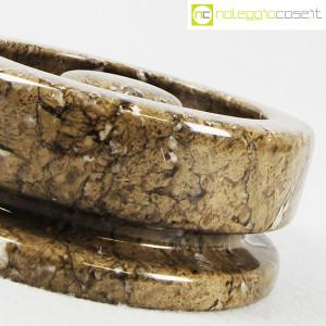 Knoll, posacenere mod. 8532 grigio sabbia, Angelo Mangiarotti (6)