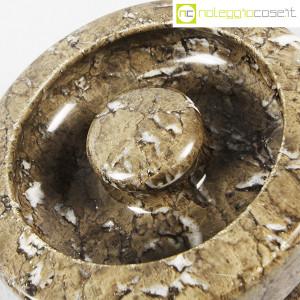 Knoll, posacenere mod. 8532 grigio sabbia, Angelo Mangiarotti (8)