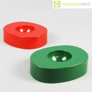Olivetti, posacenere O rosso e verde, Giorgio Soavi (1)