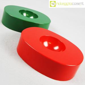 Olivetti, posacenere O rosso e verde, Giorgio Soavi (3)