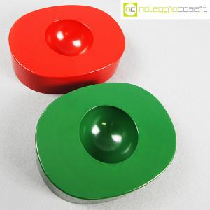 Olivetti, posacenere O rosso e verde, Giorgio Soavi (4)