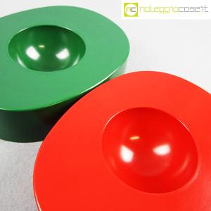Olivetti, posacenere O rosso e verde, Giorgio Soavi (5)