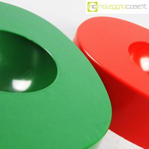 Olivetti, posacenere O rosso e verde, Giorgio Soavi (8)