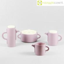 SIC Ceramiche Artistiche set da tè