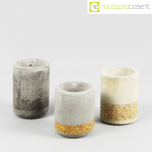 Ten Years, tris vasi in cemento mod. piccolo, Stefano Boccotti (1)