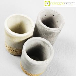 Ten Years, tris vasi in cemento mod. piccolo, Stefano Boccotti (4)