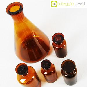 Vetri da laboratorio colore ambra chiaro (4)