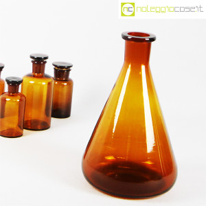 Vetri da laboratorio colore ambra chiaro (8)