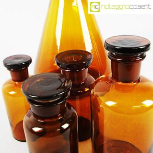 Vetri da laboratorio colore ambra chiaro (9)