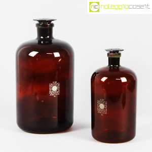 Vetri da laboratorio colore ambra scuro (1)
