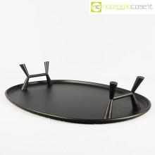 Alessi vassoio nero modello Cri-Cri