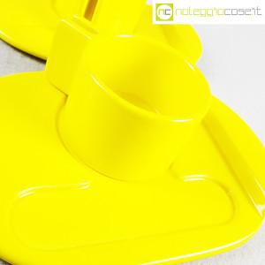 Gabbianelli, coppia tazze gialle con piattino serie Liisi, Liisi Beckmann (7)