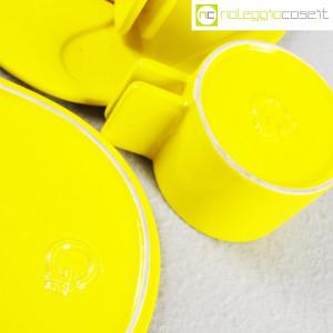 Gabbianelli, coppia tazze gialle con piattino serie Liisi, Liisi Beckmann (8)