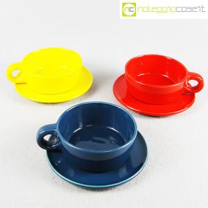Gabbianelli, set tazze colorate, Liisi Beckmann (1)