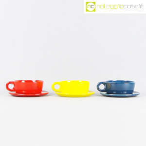 Gabbianelli, set tazze colorate, Liisi Beckmann (2)