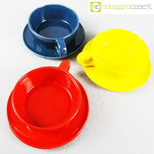 Gabbianelli, set tazze colorate, Liisi Beckmann (3)