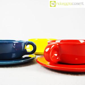 Gabbianelli, set tazze colorate, Liisi Beckmann (4)