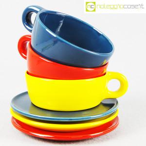 Gabbianelli, set tazze colorate, Liisi Beckmann (5)