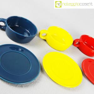 Gabbianelli, set tazze colorate, Liisi Beckmann (6)