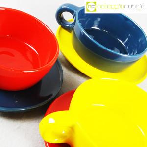 Gabbianelli, set tazze colorate, Liisi Beckmann (7)